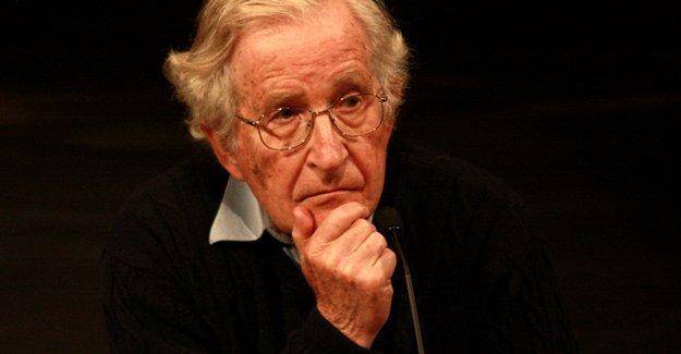 Chomsky Türkiye ve Ortadoğu'da olanları anlatacak, canlı yayınlanacak