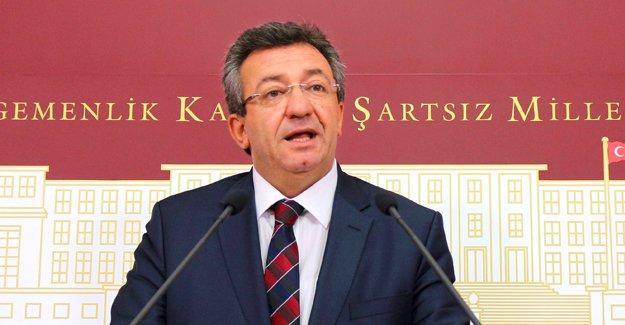 """HDP'nin çağrısına yanıt: """"İmza atan vekilin CHP'de yeri olmaz"""""""