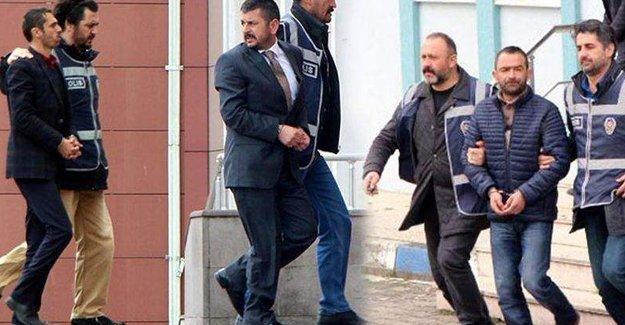 CHP il başkanına saldıranlar adliyeye sevk edildi