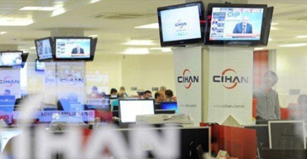 Cihan Haber Ajansı'nın sitesi kapatıldı
