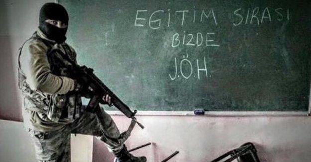 Cizre'de okullar karakol olacak iddiası