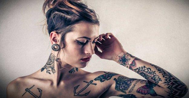 Çok sayıda dövme yaptırmak bağışıklık sistemini güçlendirebiliyor