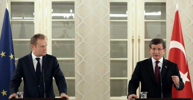 Daily Telegraph: AB-Türkiye anlaşması tehlikede