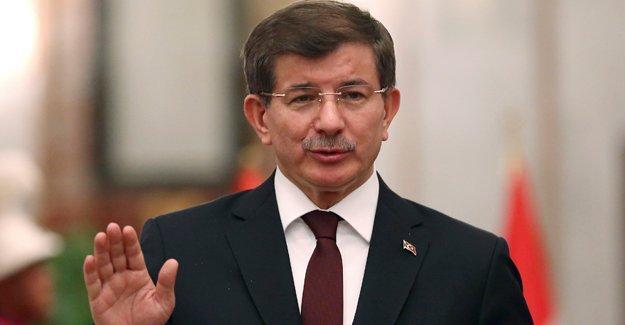 Davutoğlu'ndan anayasa mektubu