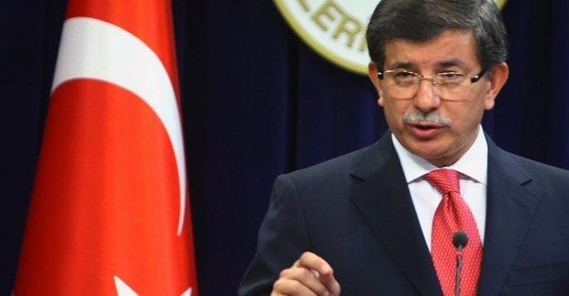 Davutoğlu'ndan Sur açıklaması