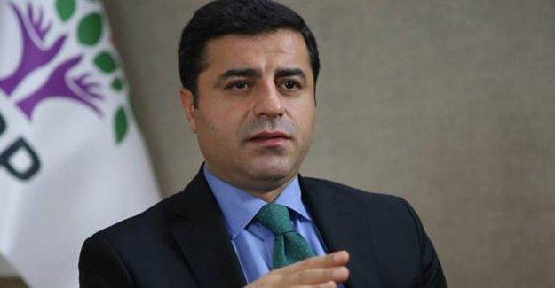 Demirtaş: Vize yükümlülüğü kalkarsa Kürtler Avrupa'ya akın eder