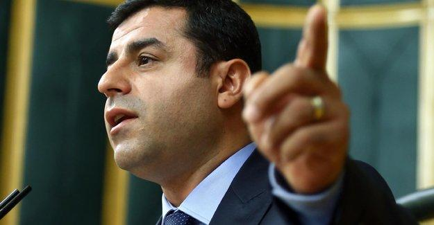 Demirtaş'tan Bakan Efkan Ala'ya 'provokasyon' yanıtı