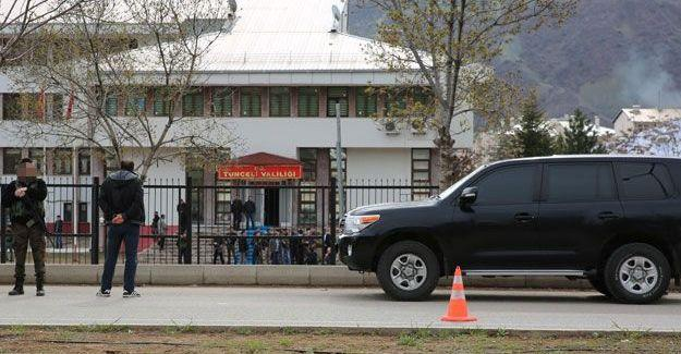 Dersim'de çatışma: Saldırı yapan kişi DHKP/C üyesi