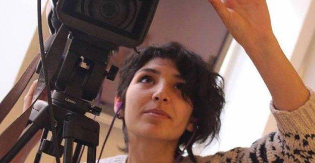 DİHA muhabiri Elif Çetiner'e 'örgüt üyeliği'nden dava