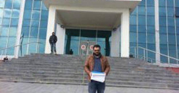 DİHA muhabiri Yılmaz'a 11 ay hapis