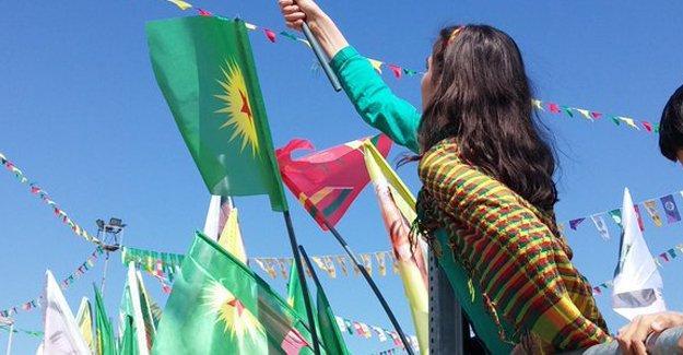 Diyarbakır Newroz'unda polis müdahalesi