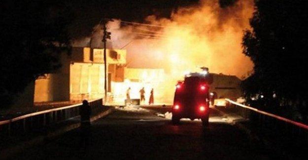 Diyarbakır'da karakola yapılan saldırıya yayın yasağı getirildi