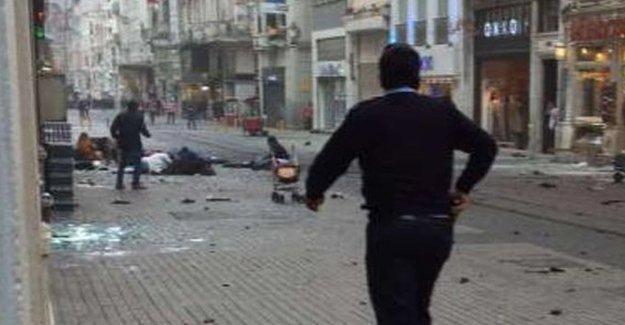 Dünya Basını İstiklal'deki patlamayı böyle gördü