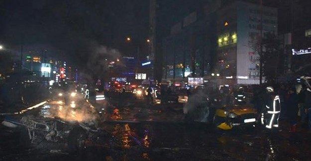 Dünya basınında Ankara saldırısı