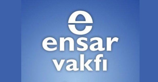Ensar Vakfı internet sitesini kapattı