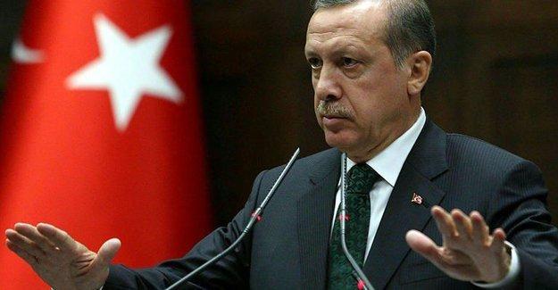 Erdoğan'dan AYM'nin 'ihlal' kararı yorumu: Bu iş bitmedi