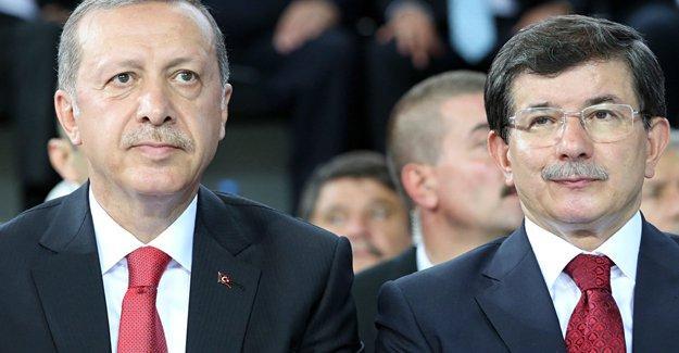 'Erdoğan-Davutoğlu çatlağı'