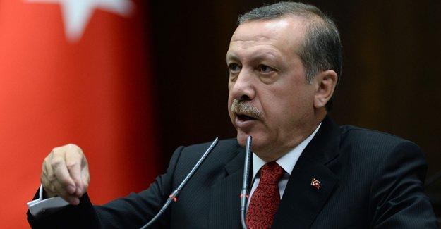 Erdoğan'dan Zaman açıklaması: Devletin bütün kurumlarına sızmışlar