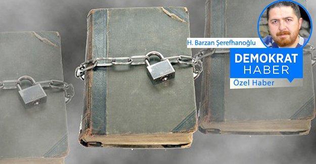 """Erdoğan'ın """"kitap toplatma kararları hükümsüz"""" sözü hükümsüzmüş"""
