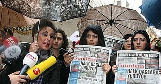 Eren Keskin: Özgür Gündem zor günlerin gazetesidir