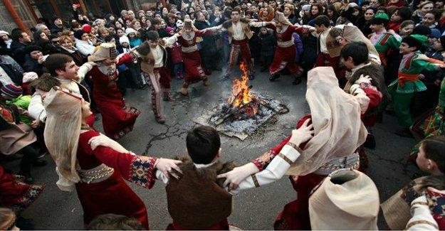 Ermenistan Cumhurbaşkanı'ndan Newroz mesajı: Kürt halkının yanındayız