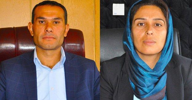 Eruh Belediye Eş Başkanları serbest