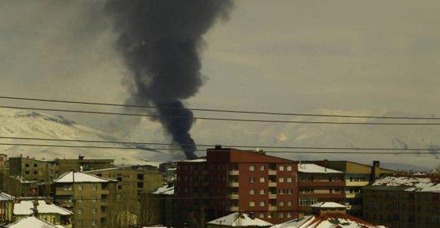 Yüksekova'da 'kimyasal gaz' iddiası YPS tarafından yalanlandı