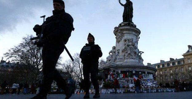 Fransa'da saldırı iddiası: 4 kişi gözaltına alındı