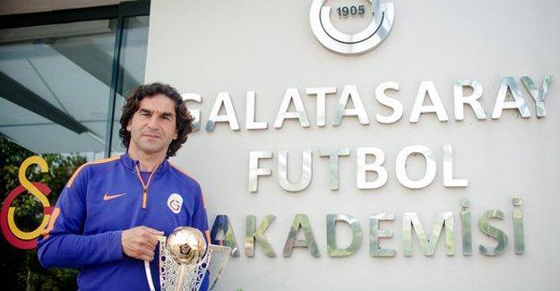Galatasaray'da yeni teknik direktör belli oldu