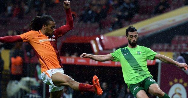 Galatasaray, Türkiye Kupası'nda yarı finale çıktı