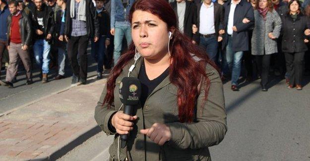 Gazeteci Beritan Canözer'in davası bugün görülecek