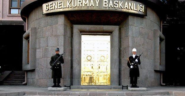 Genelkurmay Başkanlığı çevresinde geniş güvenlik önlemi