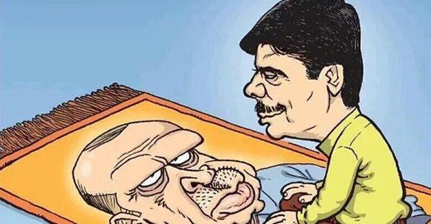 """Gırgır AKP'li Aktay'ın """"Serok Tayyip"""" sözlerini böyle gördü"""
