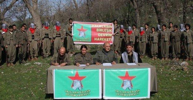 'Halkların Birleşik Devrim Hareketi' kuruldu