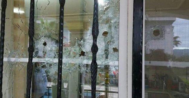 HDP Fethiye İlçe Eş Başkanı'nın evine silahlı saldırı