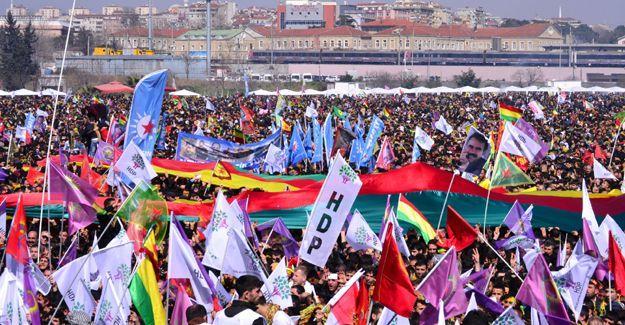 HDP İstanbul: Newroz yasaklanamaz; 20 Mart'ta Bakırköy'e...