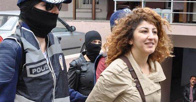 HDP İzmir İl Eş Başkanı tutuklandı