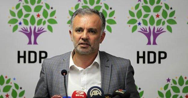 HDP: Kayyum ataması normal görülebilecek bir durum değildir