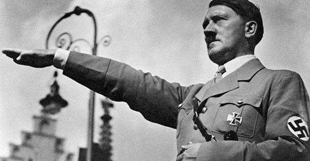 """Hitler'in """"Kavgam"""" kitabı tepkilere rağmen marketlerde"""