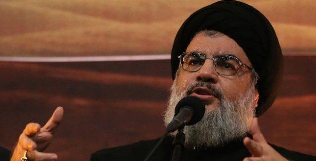 Hizbullah lideri Hasan Nasrallah'tan Türkiye'ye suçlama