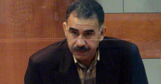 İmralı'ya giden bakanı Öcalan açıkladı iddiası