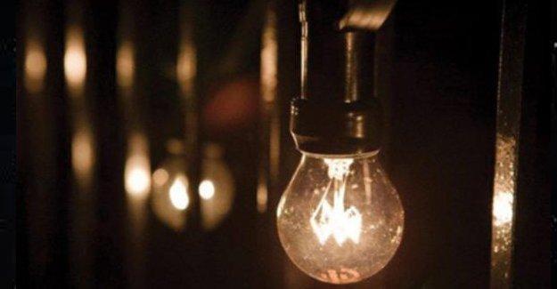 İstanbul'da Perşembe günü elektrik kesintisi
