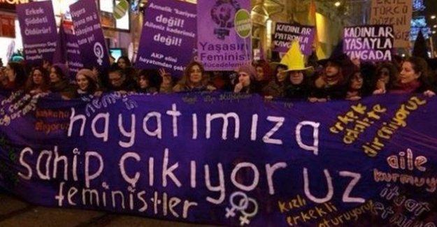 İstanbul Valiliği 8 Mart mitingine izin vermedi