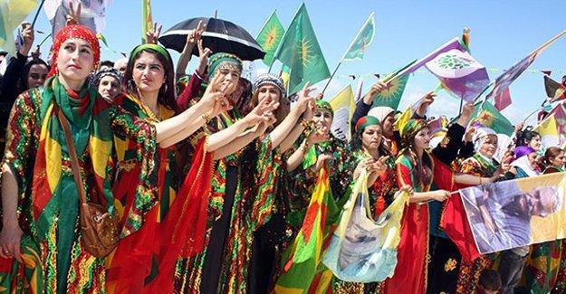 İstanbul'da Newroz etkinlikleri