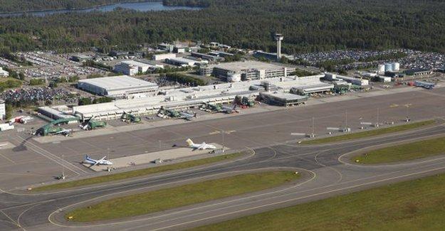 İsveç'in ikinci en büyük havaalanında patlama iddiası