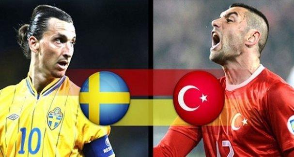 İsveç-Türkiye maçı için açıklama geldi