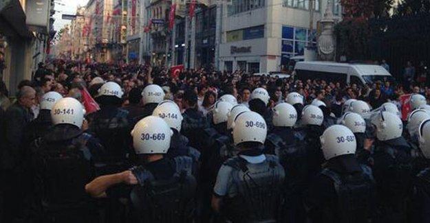 İzmir'e sürekli 'sıkıyönetim' kararı