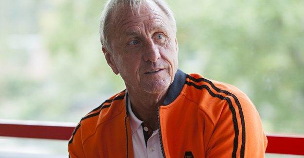 Johan Cruyff yaşamını yitirdi