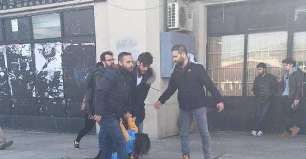 Kadıköy'de kadınlara polis saldırısı: Gözaltılar var