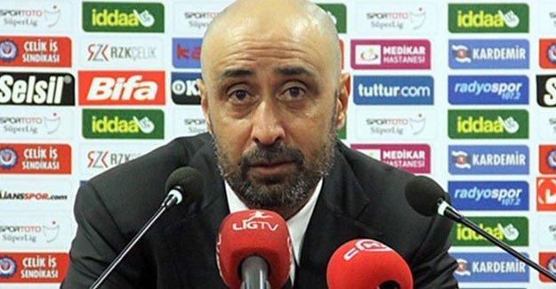 Kayserispor'da istifa haberi
